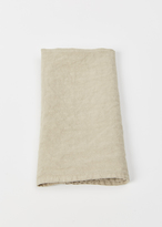 "Hawkins New York flax simple linen napkin 20""x20"""