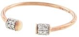 ginette_ny Single Diamond Choker Ring