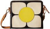 Orla Kiely Square Flower Applique Square Poppy Bag