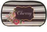 Cherry's Delight Personalized Cosmetic Bag
