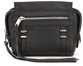 Joe's Jeans Raven Perforated Small Cross-Body Bag