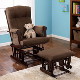 Baby Relax Rocker Glider and Ottoman