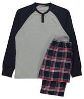 George Grey Woven Long Leg Pyjamas