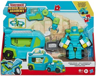Playskool Heroes Transformers Rescue Bots Academy Command Centre Hoist