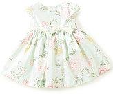 Edgehill Collection Baby Girls Newborn-24 Months Floral-Print Cap-Sleeve Dress