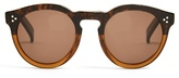 Illesteva Leonard Bi-colour Sunglasses