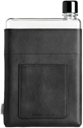 Memobottle A5 Vegan Leather Sleeve - Black