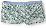 Aeropostale Geo Chevron Boyshort Underwear Blue
