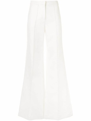 Alexis High Waisted Wide Leg Trousers