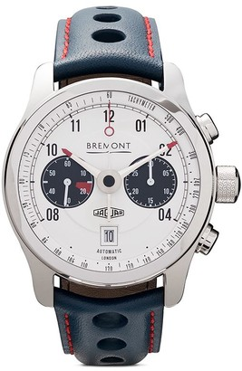 Bremont Jaguar MK-11 White 43mm