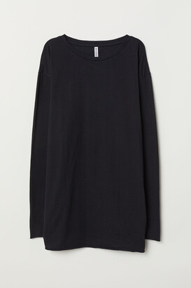 H&M Oversized jersey top