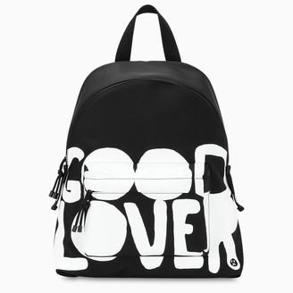 Valentino Black GOOD LOVER backpack