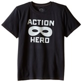 Life is Good Action Hero Mask CrusherTM Tee (Little Kids/Big Kids)