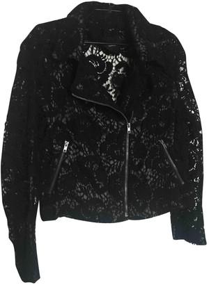 Asos \N Black Cotton Jackets