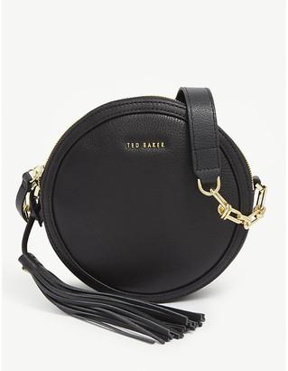 Ted Baker Errinn circle leather crossbody bag
