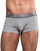 C-In2 Men's Core Basic Low No-Show Army Trunk