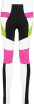 NO KA 'OI No Ka'Oi Kumu color-block stretch-jersey leggings