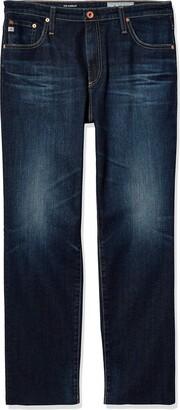 AG Jeans Women's Isabelle Straight Leg Crop Jean