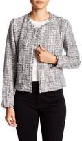 Susina Tweed Jacket (Petite)