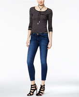 Joe's Jeans The Icon Cropped Skinny Jeans