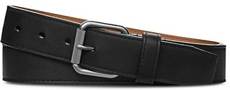 Shinola Mack Smooth Leather Belt