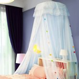 Chin Feture ceiling Mosquito Net Bed Dome net cover