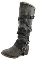 Jellypop Aedon Round Toe Synthetic Knee High Boot.