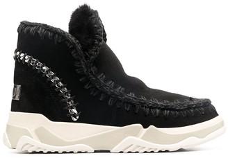Mou Eskimo trainer boots