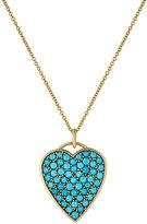 Jennifer Meyer Women's Large Heart Pendant Necklace