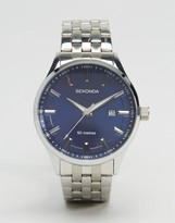 Sekonda Bracelet Watch In Silver