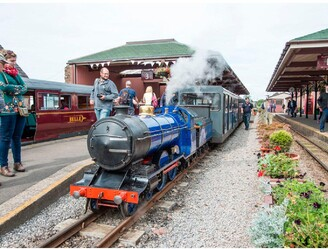 Virgin Experience Days Lake District Steam Train Trip and Cream Tea for Two