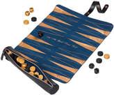 Ted Baker Black Brogue Backgammon Roll