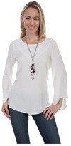 Scully Women's Bell Sleeve Tunic HC283