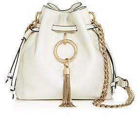 Jimmy Choo Callie Small Bucket Bag