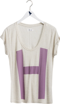 MiH Jeans The Scoop Neck Tee