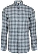 Dkny Sleeved Check Shirt