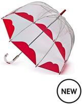 Lulu Guinness Bird Cage Half Lip Umbrella