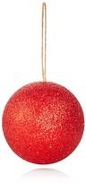 Bloomingdale's Glitter Ball Ornament