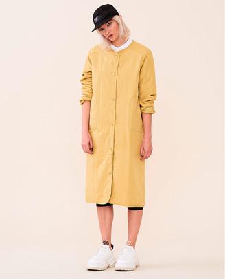 Elvine Deya Jacket Dusty Yellow - Size XS