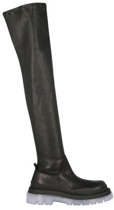 Bottega Veneta Tire high knee boots