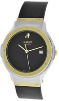 Hublot Classic 1525.100.2 Quartz 18K Gold Steel Date Watch