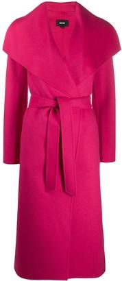 Mackage Mair belted midi coat