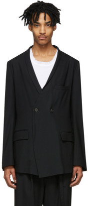BED J.W. FORD Black Wool Dinner Jacket
