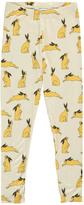 Mini Rodini Yellow Bunnies Leggings