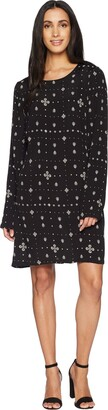 MinkPink Women's Stargazer Printed Shift Dress