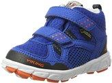Viking Unisex Kids' Hobbit Mid GTX Multisport Outdoor Shoes blue Size: 12.5 Child UK