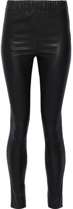 Walter Baker Roxanna Stretch-leather Leggings