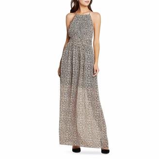 BCBGeneration Women's Shirred Maxi Dress