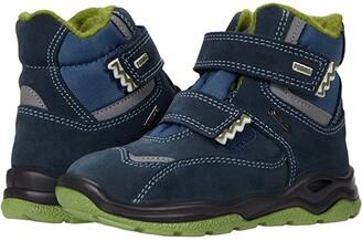 Primigi 63625 (Toddler/Little Kid) (Navy/Grey) Boy's Shoes