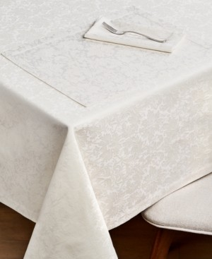 "Hotel Collection Classic 60"" x 120"" Damask Table Cloth, Created for Macys"